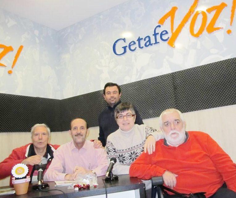 Primer Programa emitido en Getafevoz  El Arca Noviembre 2012